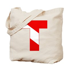 https://i3.cpcache.com/product/189265150/scuba_flag_letter_t_tote_bag.jpg?color=Khaki&height=240&width=240