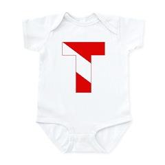 https://i3.cpcache.com/product/189265159/scuba_flag_letter_t_infant_bodysuit.jpg?side=Front&color=CloudWhite&height=240&width=240