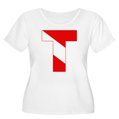 https://i3.cpcache.com/product/189265178/scuba_flag_letter_t_tshirt.jpg?side=Front&color=White&height=240&width=240