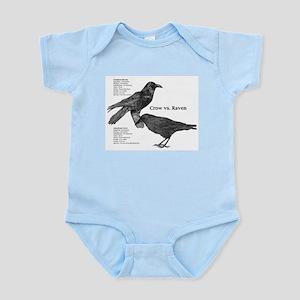 crow-vs-raven Body Suit