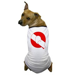 https://i3.cpcache.com/product/189268888/scuba_flag_letter_q_dog_tshirt.jpg?side=Front&color=White&height=240&width=240