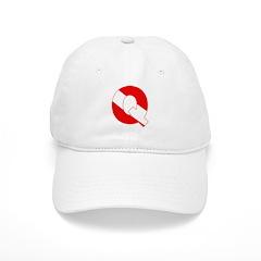 https://i3.cpcache.com/product/189268906/scuba_flag_letter_q_baseball_cap.jpg?side=Front&color=White&height=240&width=240