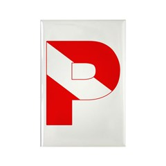 https://i3.cpcache.com/product/189269702/scuba_flag_letter_p_rectangle_magnet.jpg?side=Front&height=240&width=240