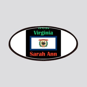 Sarah Ann West Virginia Patch