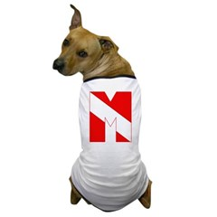 https://i3.cpcache.com/product/189273489/scuba_flag_letter_m_dog_tshirt.jpg?side=Front&color=White&height=240&width=240