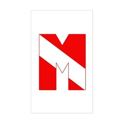 https://i3.cpcache.com/product/189273510/scuba_flag_letter_m_rectangle_decal.jpg?side=Front&color=White&height=240&width=240