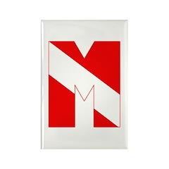 https://i3.cpcache.com/product/189273512/scuba_flag_letter_m_rectangle_magnet_10_pack.jpg?side=Front&height=240&width=240