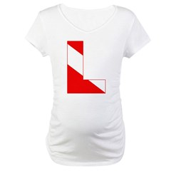 https://i3.cpcache.com/product/189274694/scuba_flag_letter_l_shirt.jpg?side=Front&color=White&height=240&width=240
