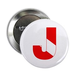 https://i3.cpcache.com/product/189276677/scuba_flag_letter_j_225_button.jpg?side=Front&height=240&width=240