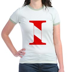 https://i3.cpcache.com/product/189277548/scuba_flag_letter_i_t.jpg?side=Front&color=PinkSalmon&height=240&width=240