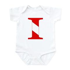 https://i3.cpcache.com/product/189277568/scuba_flag_letter_i_infant_bodysuit.jpg?side=Front&color=CloudWhite&height=240&width=240
