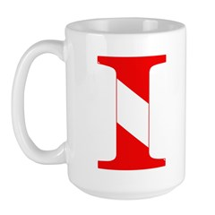 https://i3.cpcache.com/product/189277602/scuba_flag_letter_i_large_mug.jpg?side=Front&color=White&height=240&width=240