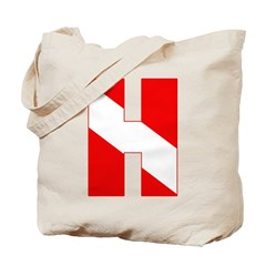 https://i3.cpcache.com/product/189278855/scuba_flag_letter_h_tote_bag.jpg?side=Front&color=Khaki&height=240&width=240