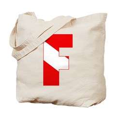 https://i3.cpcache.com/product/189280555/scuba_flag_letter_f_tote_bag.jpg?side=Front&color=Khaki&height=240&width=240
