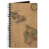 Hawaii vintage Journals & Spiral Notebooks