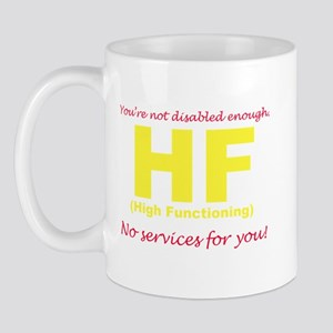 High Functioning Mug