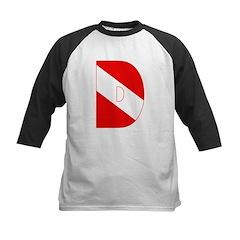 https://i3.cpcache.com/product/189282568/scuba_flag_letter_d_kids_baseball_jersey.jpg?color=BlackWhite&height=240&width=240