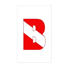 https://i3.cpcache.com/product/189284599/scuba_flag_letter_b_rectangle_decal.jpg?side=Front&color=White&height=240&width=240