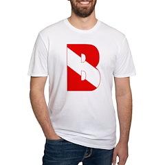 https://i3.cpcache.com/product/189284622/scuba_flag_letter_b_shirt.jpg?side=Front&color=White&height=240&width=240