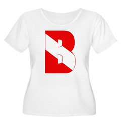 https://i3.cpcache.com/product/189284655/scuba_flag_letter_b_tshirt.jpg?side=Front&color=White&height=240&width=240