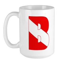https://i3.cpcache.com/product/189284670/scuba_flag_letter_b_large_mug.jpg?side=Front&color=White&height=240&width=240