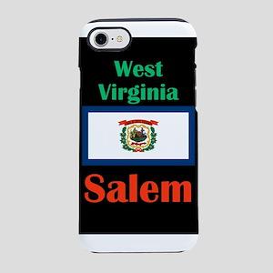 Salem West Virginia iPhone 8/7 Tough Case