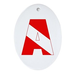 https://i3.cpcache.com/product/189285220/scuba_flag_letter_a_oval_ornament.jpg?side=Front&height=240&width=240