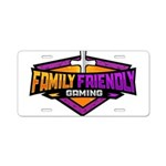 FFG Logo 2018 LARGE Aluminum License Plate