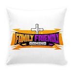FFG Logo 2018 LARGE Everyday Pillow