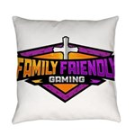 FFG Logo 2018 LARGE Everyday Pillow