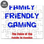 FFG Logo 2018 LARGE Puzzle
