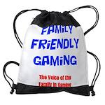 FFG Logo 2018 LARGE Drawstring Bag