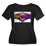 FFG Logo 2018 LARGE Plus Size T-Shirt