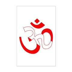 https://i3.cpcache.com/product/189295917/scuba_flag_om_aum_posters.jpg?side=Front&height=240&width=240