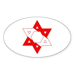 https://i3.cpcache.com/product/189296947/scuba_flag_star_of_david_oval_decal.jpg?side=Front&color=White&height=240&width=240