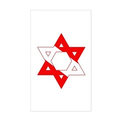 https://i3.cpcache.com/product/189296948/scuba_flag_star_of_david_rectangle_decal.jpg?side=Front&color=White&height=240&width=240