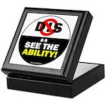 See the Ability! Keepsake Box