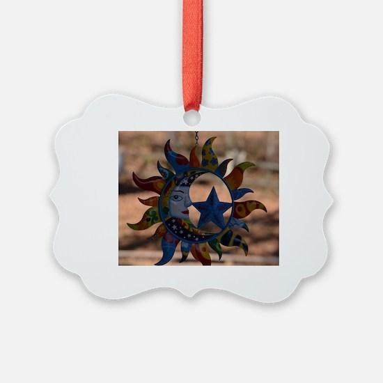 Unique Stars Ornament