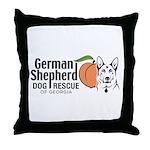 GSDRGA Throw Pillow