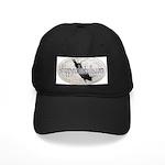 Black Shippy Rodeo Bulls Cap