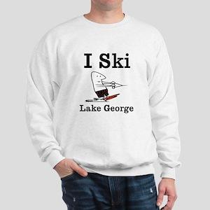I Ski Sweatshirt