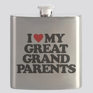 I LOVE MY GREAT GRANDPARENTS Flask