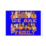 We Are Family Mini Poster Print
