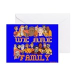 We Are Family Greeting Cards (Pk of 10)