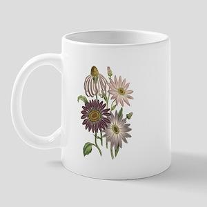 Chrysanthemum Art Mug