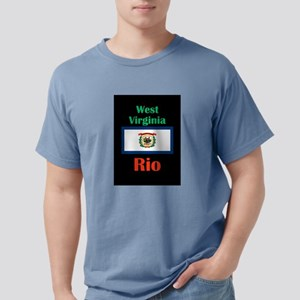 Rio West Virginia T-Shirt