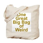 Bag of Weird Tote Bag