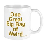 Bag of Weird Mug