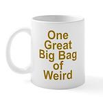 Bag of Weird Mug