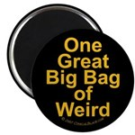 Bag of Weird Magnet